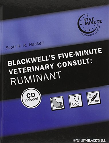 Blackwell's Five-Minute Veterinary Consult: Ruminant PDF