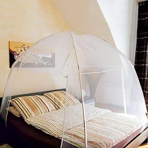 Zanzariera protezione insetti letto knorrbaby 200 x 150 x - Zanzariera da letto ...