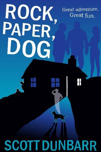 Book: Rock, Paper, Dog by Scott Dunbarr