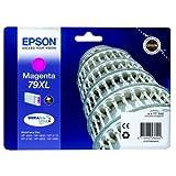 Epson WorkForce Pro WF-5190 DW (79XL / C 13 T 79034010) - original - Ink cartridge magenta - 2.000 Pages