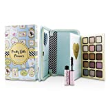 Too Faced Pretty Little Planner Collection - Eyeshadow Palette, Mini Mascara, Agenda Cover & Year-Round Agenda (Color: Taupe)
