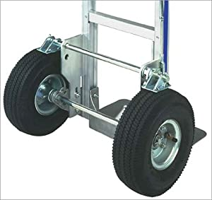 Mighty-Lite and Cobra-Lite Hand Truck Brake Option Frame Type: Twin handle