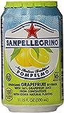 San Pellegrino Sparkling Beverage - Grapefruit - 11.2 oz - 6 ct