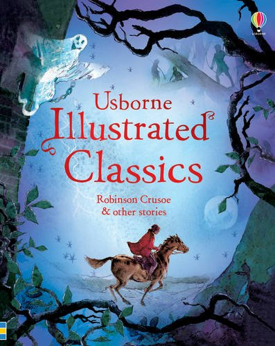 Illustrated Classics for Boys (Illustrated Story Collections)
