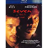 Seven [Blu-ray] [Import]by Morgan Freeman