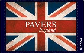 Pavers England Gift Card - Rs.1000