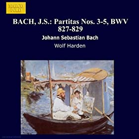 Partita No. 3 in A minor, BWV 827: Sarabande