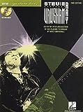 Partition (1 livre + 1 CD) : Vaughan Stevie Ray, signature Licks