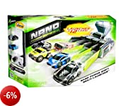 Nano Speed - Multilanciatore - 2 Nano Cars Incluse