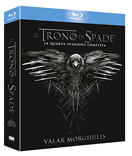 Il trono di spade - Stagione 04 [Blu-ray] [IT Import]