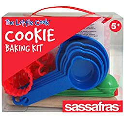 Sassafras The Little Cook: Cookie Kit Baking Kit