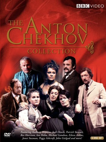 Anton Chekhov Collection (Platonov/The Wood Demon/The Proposal/The Wedding/The Seagull/An Artist's Story/Uncle Vanya [1970 and 1991 versions]/Three Sisters/The Cherry Orchard [1962 and 1981 versions])