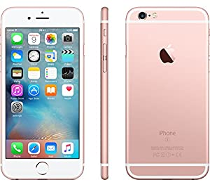 Apple iPhone 6s 64GB - Rose Gold, Sim-Free, Unlocked