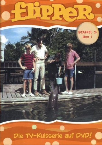 Flipper - Staffel 3, Box 1 [2 DVDs]
