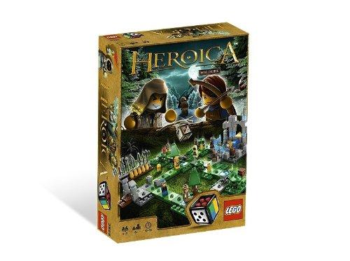Imagen principal de LEGO Juegos de mesa 3858 - Heroica El Bosque Waldurk