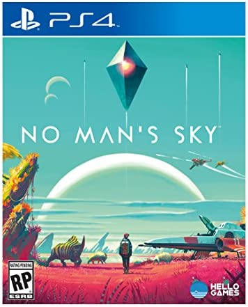 No Man's Sky for PS4