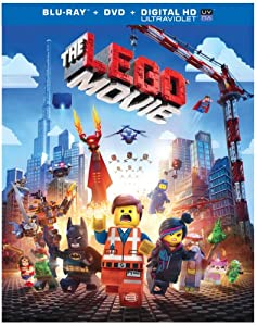 The LEGO Movie (Blu-ray + DVD + UltraViolet Combo Pack) by Warner Home Video