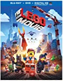 The LEGO Movie (Blu-ray + DVD + UltraViole