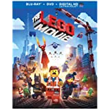 514UlCbv87L. SL500 SS160  The LEGO Movie Blu ray + DVD + UltraViolet Combo Pack   $24.99!