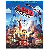 514UlCbv87L. SL500 SS160  The LEGO Movie Blu ray + DVD + UltraViolet Combo Pack   $24.99!