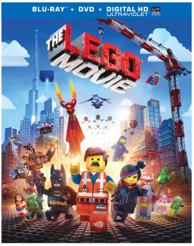 514UlCbv87L The LEGO Movie (Blu ray + DVD + UltraViolet Combo Pack)