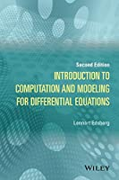 Introduction to Computation and Modeling for Differential Equations, 2nd Edition Front Cover
