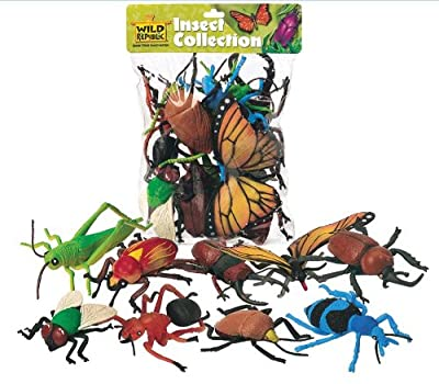 Wild Republic Polybag Insect (Large)P
