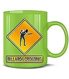BILLARDS CROSSING 2241(Grün)