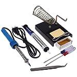 9in1 DIY Electric Solder Starter Tool...