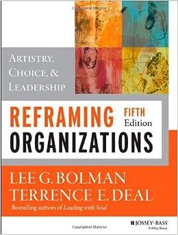 and Leadership (9781118573334): Lee G. Bolman, Terrence E. Deal: Books