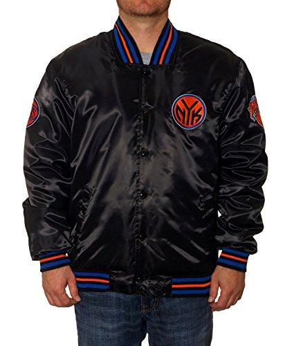 New York Knicks Satin Jacket (XXL)