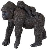 Schleich Female Gorilla with Baby