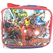 Marvel 2016 Avengers Lunch Bag/Box-A05867