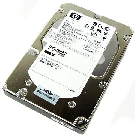 "HP LU968AA 3.5 "" 450 Go serial_scsi, scsi 15000 trs/min"