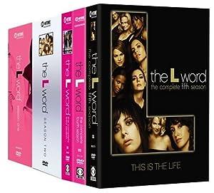 L Word S1-5  Five Season Pack