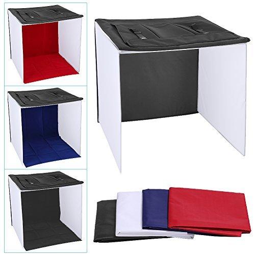 Neewer-20-x20-50x50cm-Tischplatte-Foto-Fotografie-Lichtzelt-Studio-quadratische-Licht-Box-mit-4-Hintergrnde