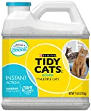 Purina Tidy Cats Instant Action Litter (Jug), 7-pounds (Pack of 3)