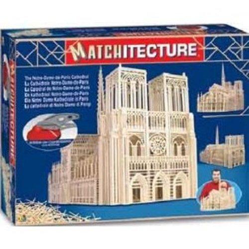 Matchitecture The Notre-Dame-de-Paris Cathedral # 6636