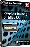 Class on Demand 99931: Complete Training for Edius 6.5 Online Streaming Educational Training Tutorial with Michael Downey (Multi)