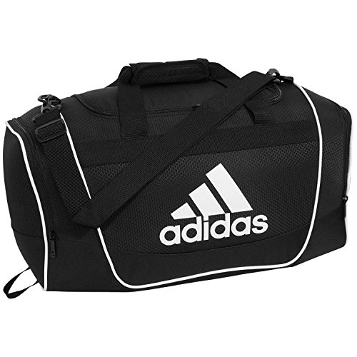 Adidas Defender II Duffel Small (black) (Defender Ii compare prices)