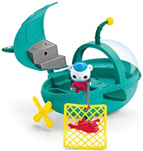 Fisher-Price Octonauts Gup A Deluxe Vehicle Playset from Fisher-Price