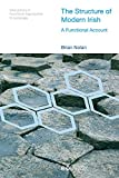 The Structure of Modern Irish: A Functional Account (Discussions in Functional Approaches to Language)