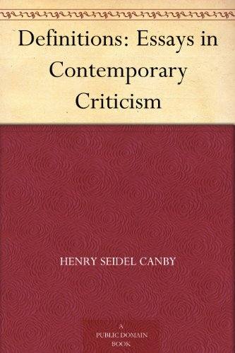 definitions-essays-in-contemporary-criticism