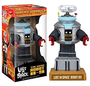Funko Lost in Space Wacky Wobbler by Funko