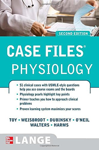 Case Files Physiology, Second Edition (LANGE Case Files) PDF