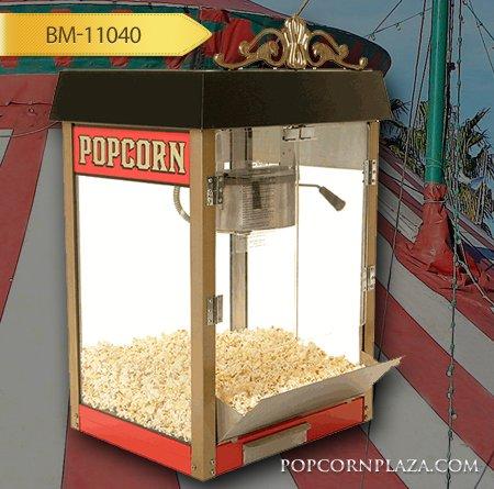 Benchmark 11040 Street Vendor Popcorn Machine, 120V, 980W, 8.2A, 4 oz Popper (Benchmark Popcorn Machine compare prices)