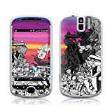 Robo Fight Design Protector Skin Decal Sticker for HTC myTouch 3G SLIDE Cell Phone