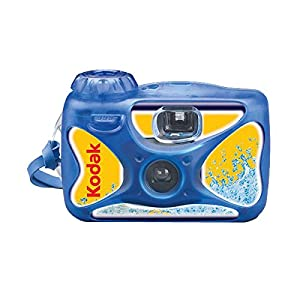 Kodak Sport Disposible Camera, 27 Exposure, Waterproof up to 50 feet (Discontinued by Manufacturer)