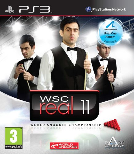 WSC Real 11: World Snooker Championship 2011 PS3 EUR