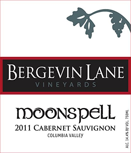 "2011 Bergevin Lane Vineyards ""Moonspell"" Cabernet Sauvignon 750 Ml"